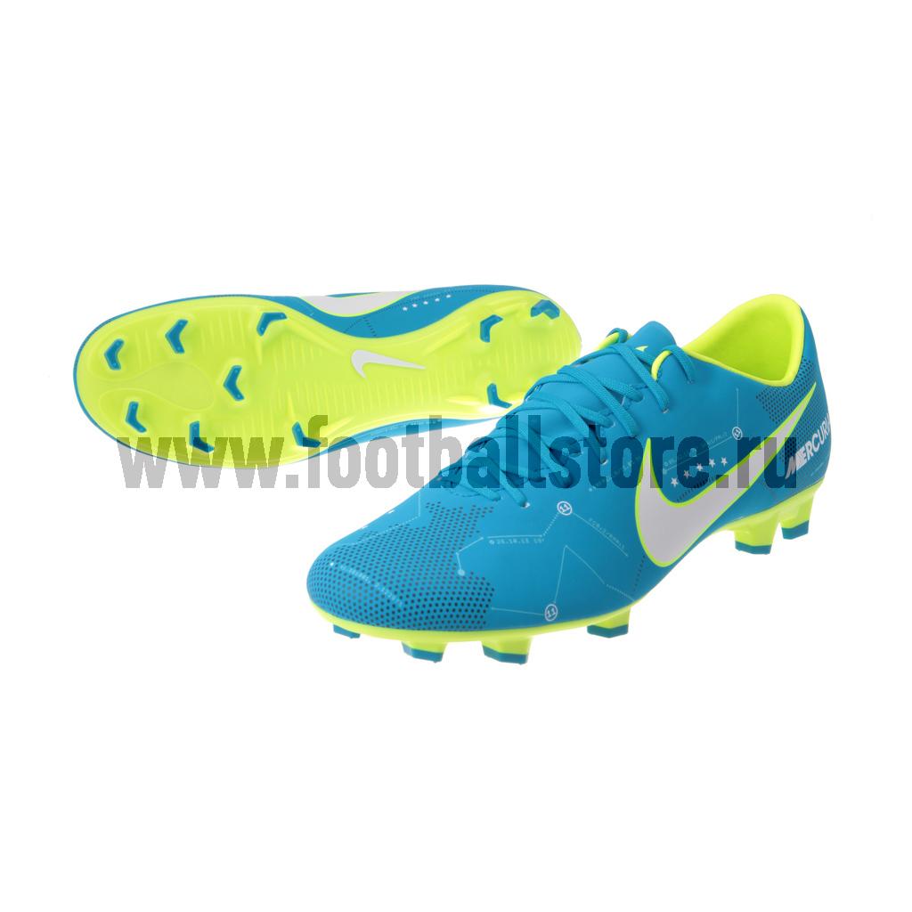 Игровые бутсы Nike Бутсы Nike Mercurial Victory VI Neymar FG 921509-400 nike nike mercurial lite