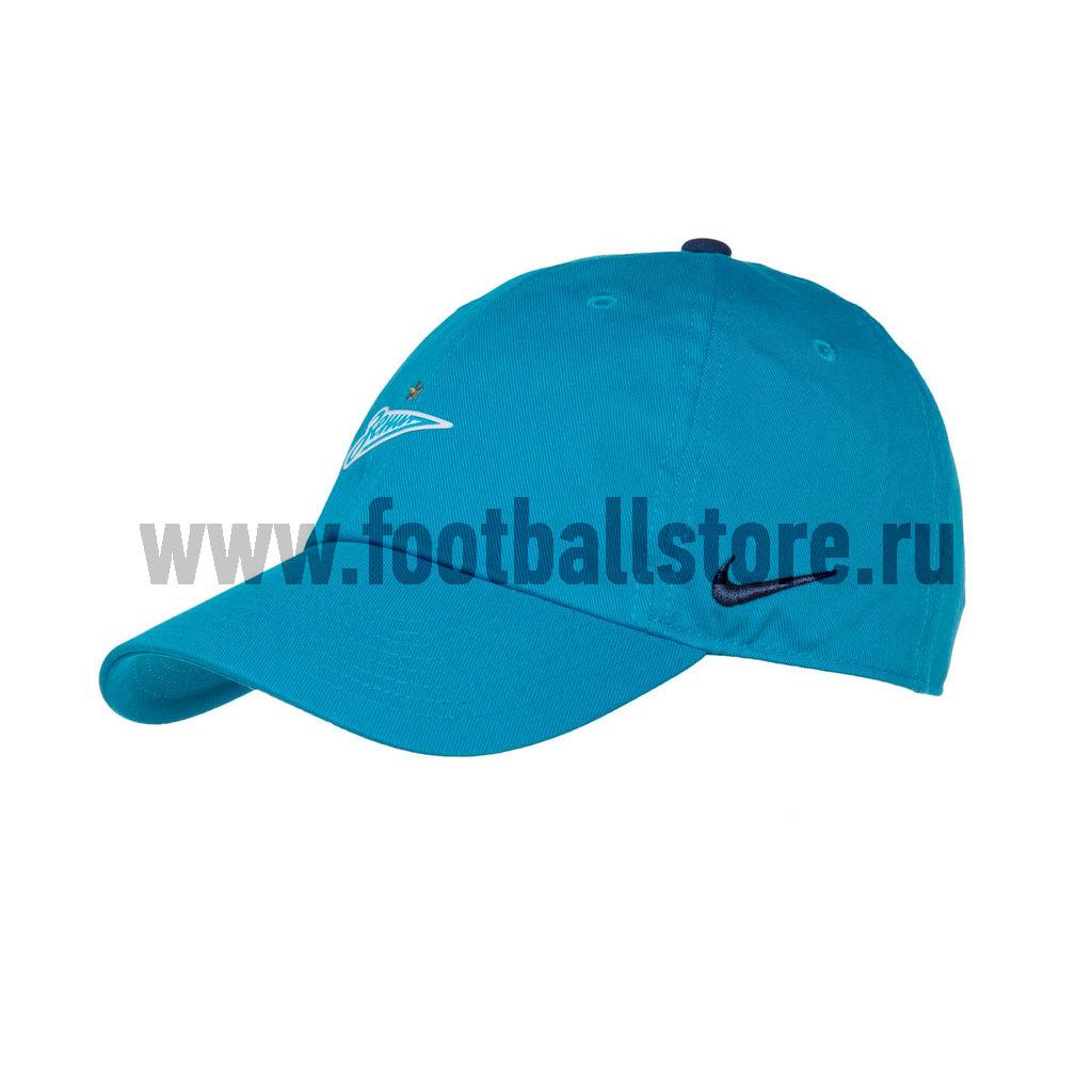 Бейсболка Nike ФК Зенит 881723-498 лента металлизированная fit 11662