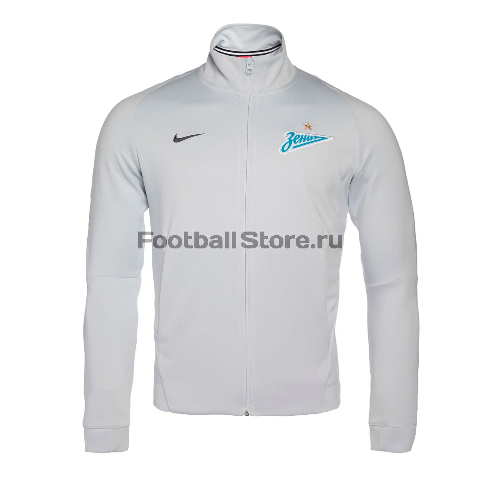 Олимпийка Nike Zenit 868908-043 сумка nike allegiance zenit shield compac ba5053 441