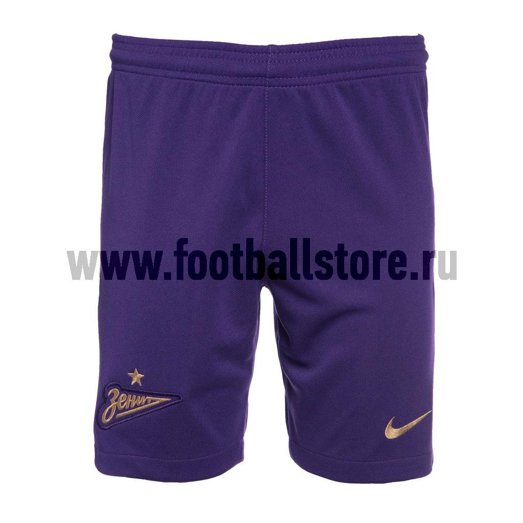 Клубная продукция Nike Шорты подростковые игровые резервные Nike 854808-547