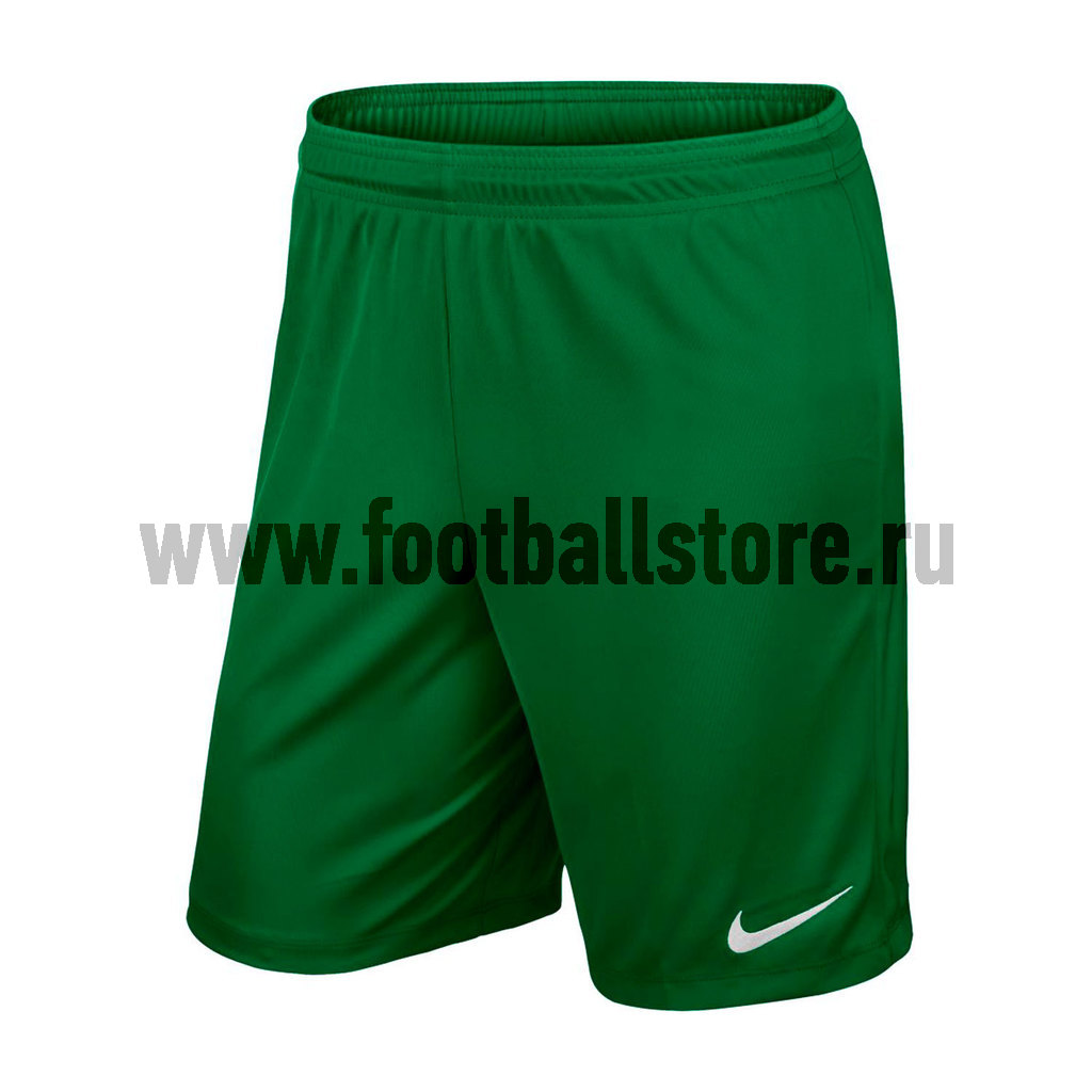 Шорты Nike YTH Park II Knit Short WB 725989-302 шорты nike шорты 7 printed distance short