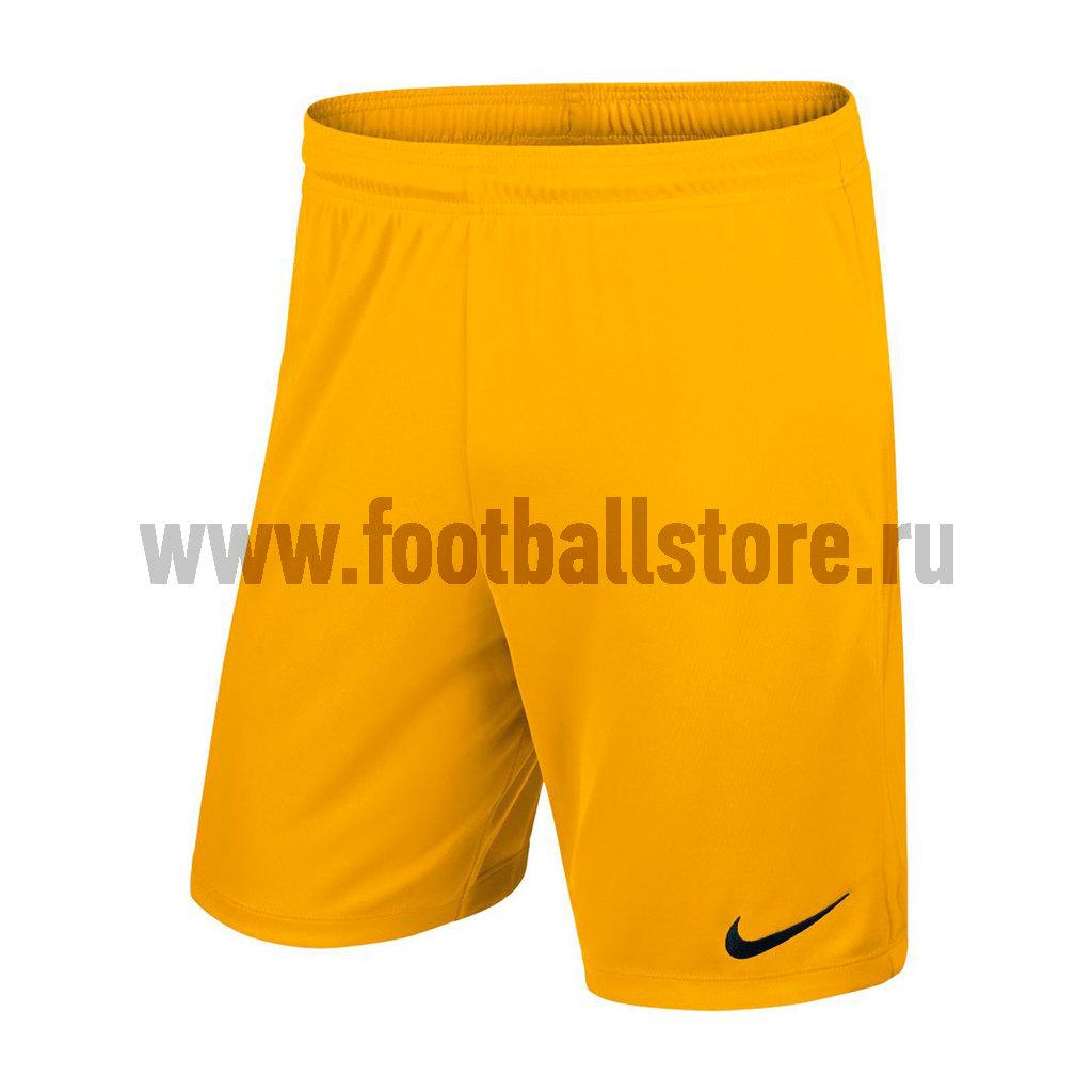 Шорты Nike YTH Park II Knit Short WB 725989-739 шорты nike шорты 7 printed distance short