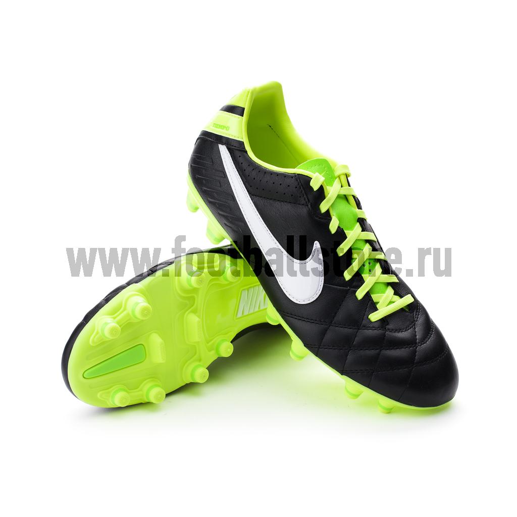Игровые бутсы Nike Бутсы Nike Tiempo Mystic iIV FG 454309-013