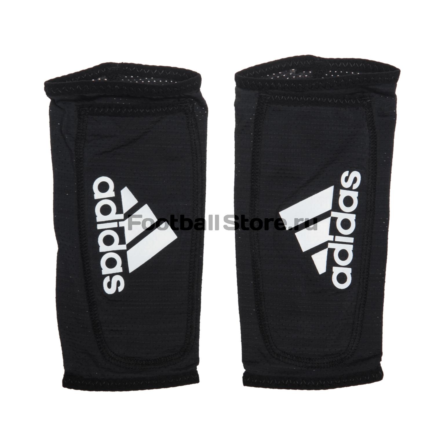 Защита ног Adidas Чулки футбольные Adidas Classic Sleeve AZ9877 чулки женские свадьба