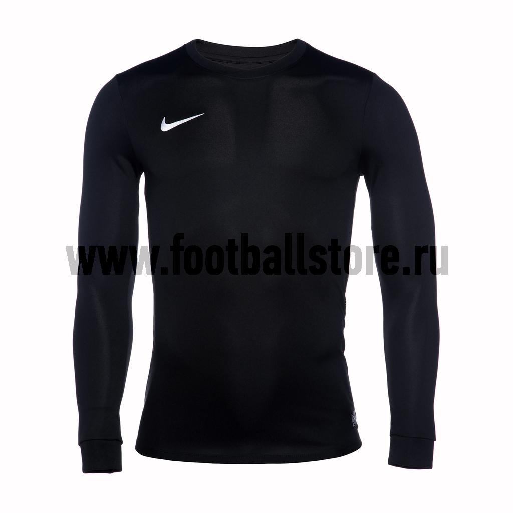Футболка игровая Nike LS Park VI JSY 725884-010 футболка игровая nike ls park derby jsy 588414 106