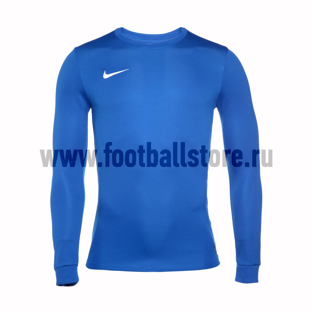 Футболка игровая Nike LS Park VI JSY 725884-463 футболка игровая nike ls park derby jsy 588414 106
