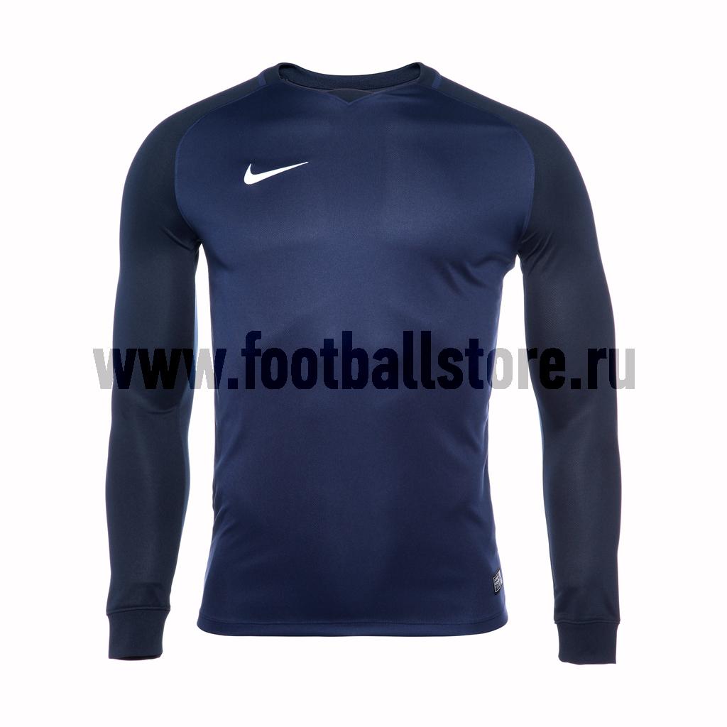 Футболка игровая Nike Dry Trophy III JSY 833048-410 футболка игровая nike ss trophy ii jsy 588406 463