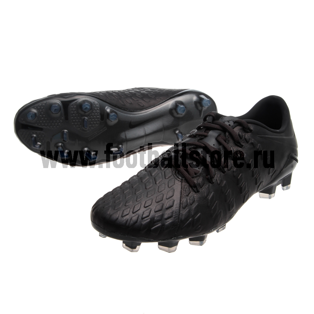 Бутсы Nike Hypervenom Phantom 3 TC FG 917759-001 детские бутсы nike бутсы nike jr phantom 3 elite df fg ah7292 081