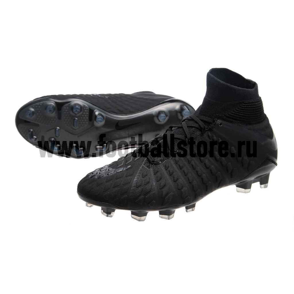 Игровые бутсы Nike Бутсы Nike Hypervenom Phantom III DF FG 860643-010 phantom phantom ph2139