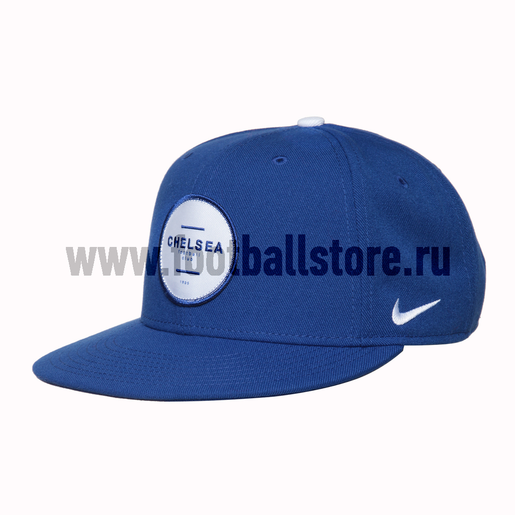 Бейсболка Nike Chelsea Squad 917299-495 бейсболка nike run aw84 651659 413