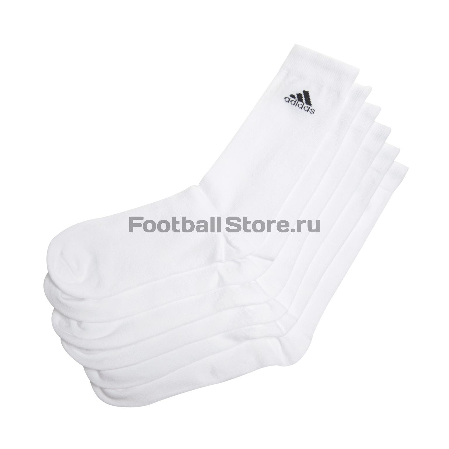 Носки Adidas Комплект носков  Adidas Per T Crew 3PP AA2329