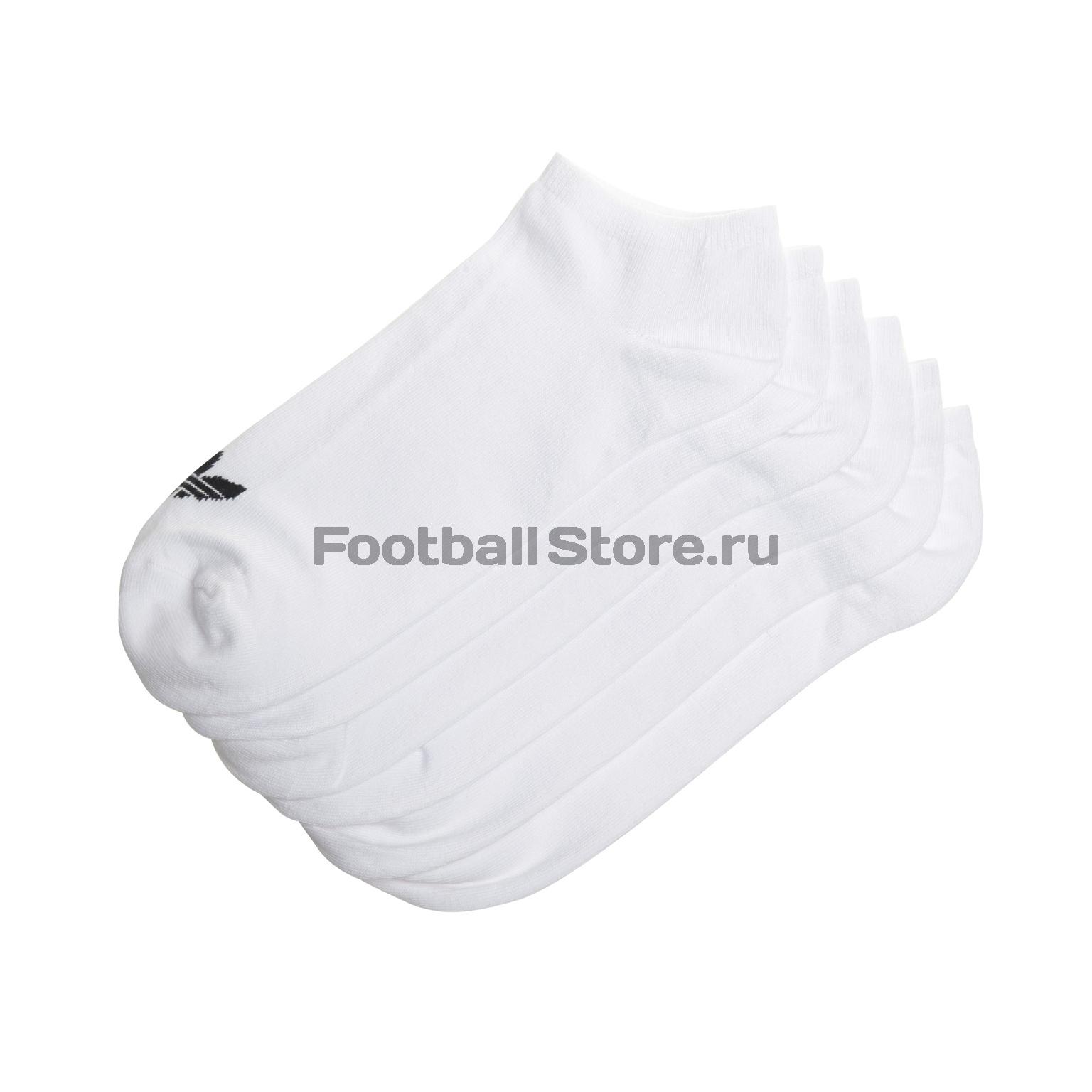 Комплект носков Adidas Trefoil Liner S20273