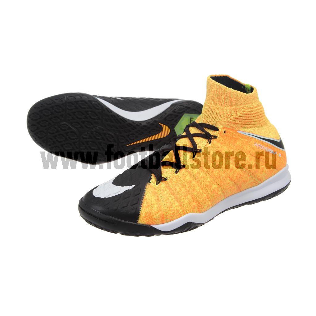 Детские бутсы Nike Обувь для зала Nike JR Hypervenom X Proximo 2 DF IC 852602-801