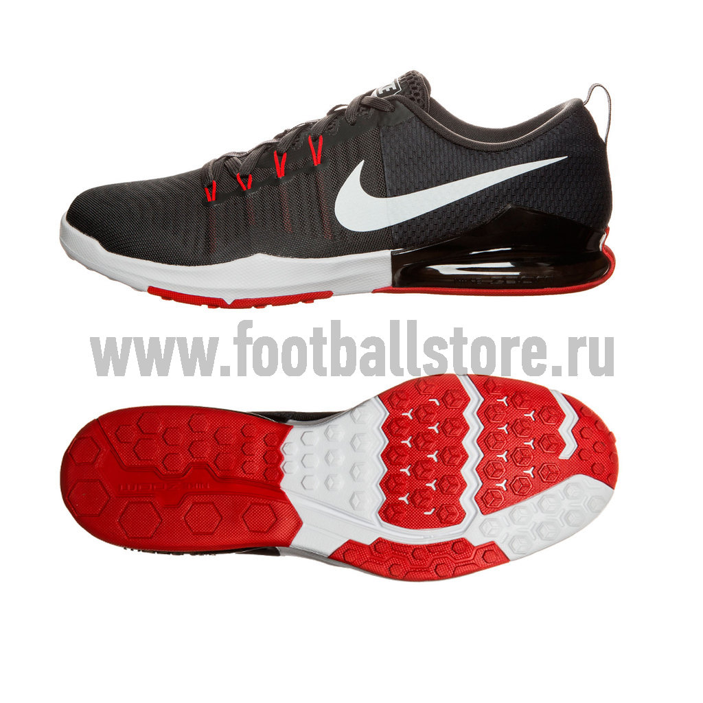 Кроссовки Nike Кроссовки Nike Zoom Train Action 852438-006 nike nike zoom lj