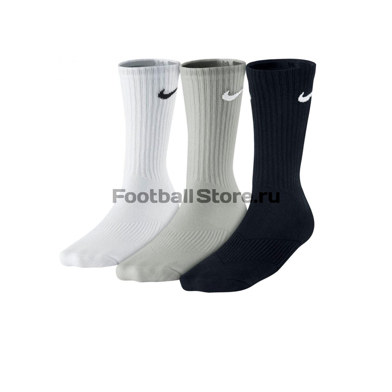 Носки Nike 3P Boys CTN Cush SX4719-967
