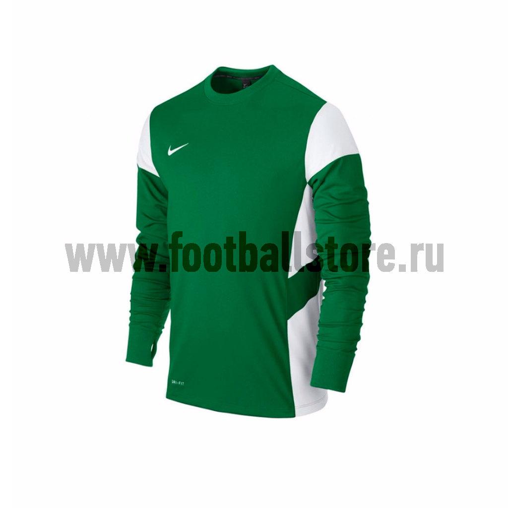 Тренировочная форма Nike Свитер тренировочный Nike Boys Academy 588401-302 игровая форма nike футболка детская nike ss precision iii jsy boys 645918 410