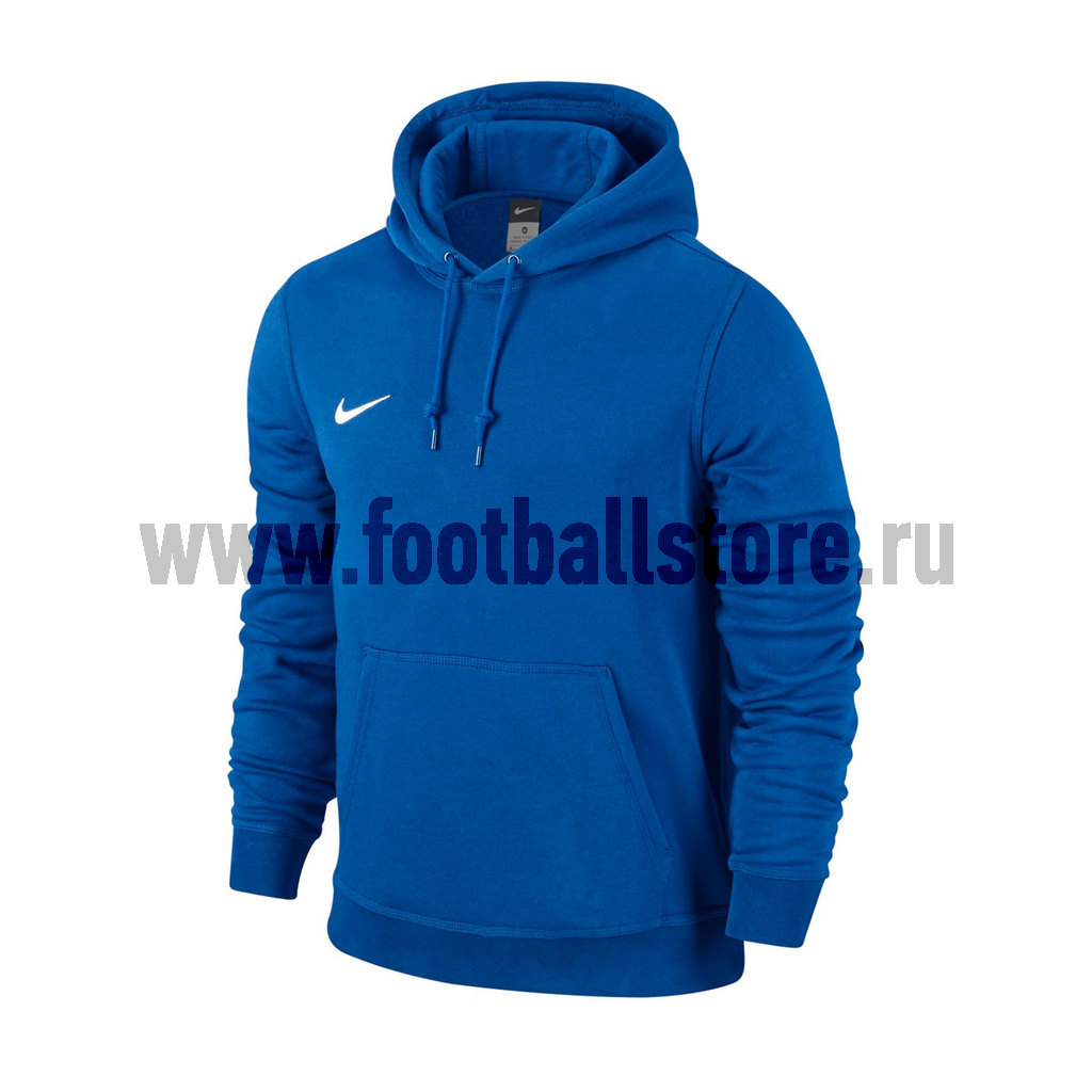Толстовка подростковая Nike YTH Team Club Hoody 658500-463 цена