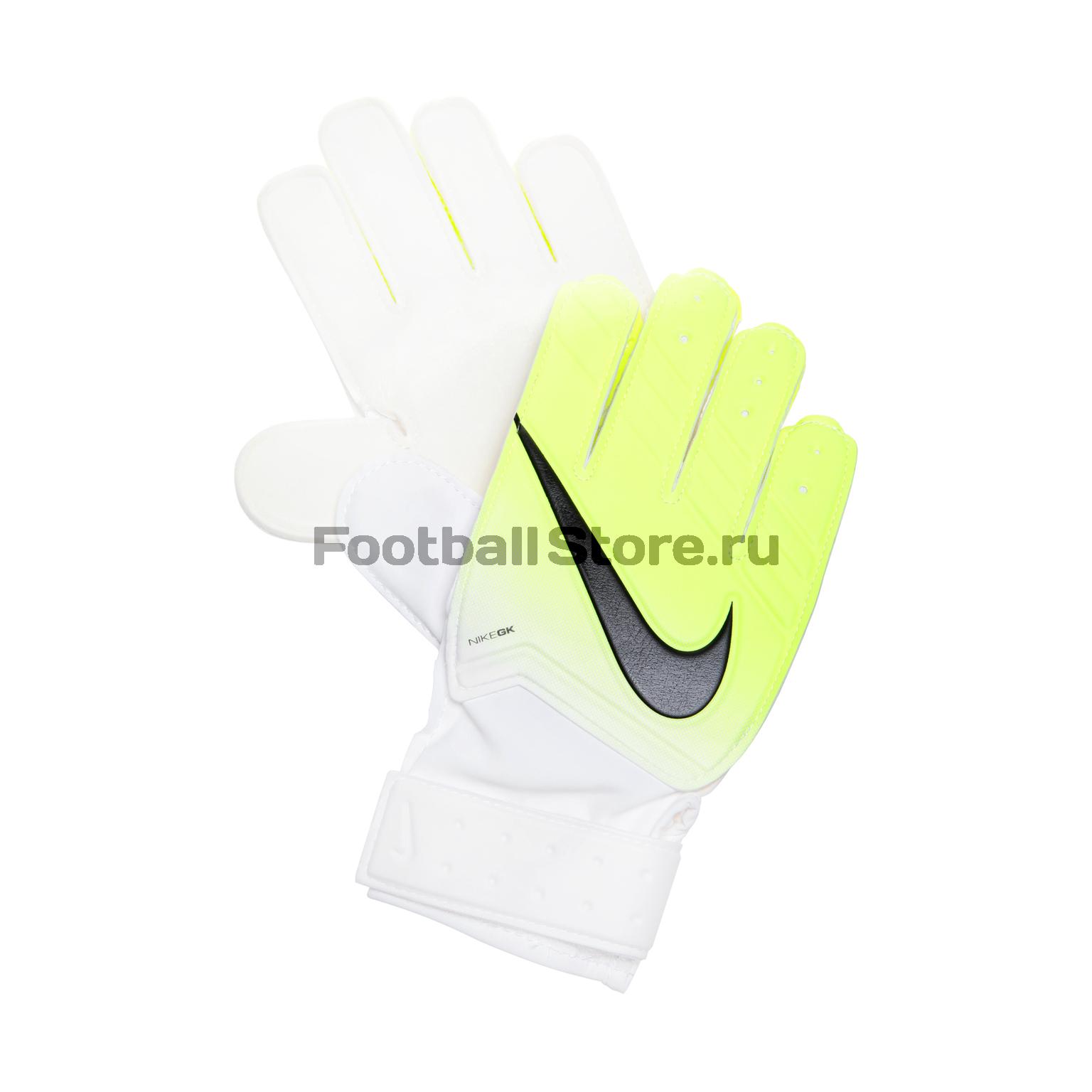 Перчатки вратарские детские Nike GK Match JR GS0331-100 цена