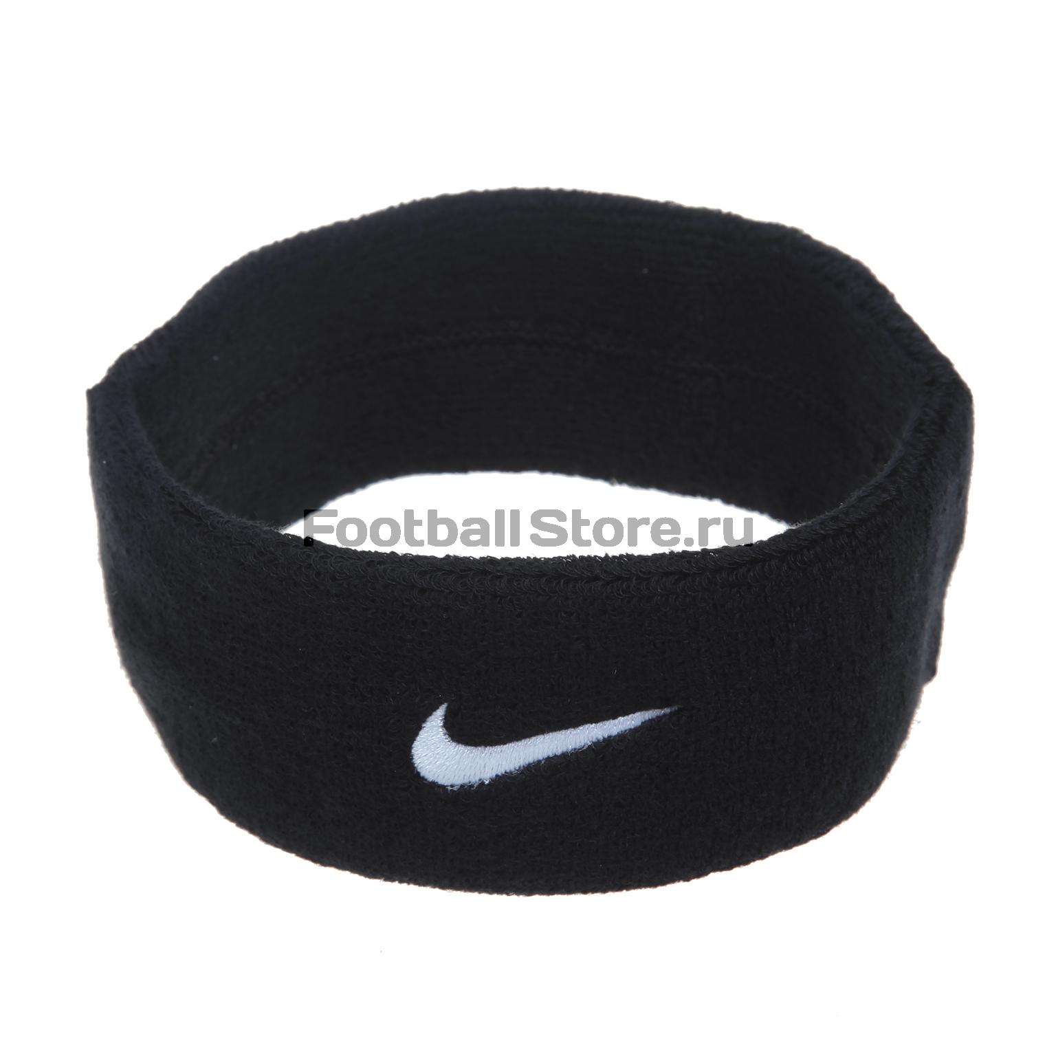 Повязка на голову Nike Swoosh Headband N.NN.07.010.OS повязки на голову lak miss повязка на голову