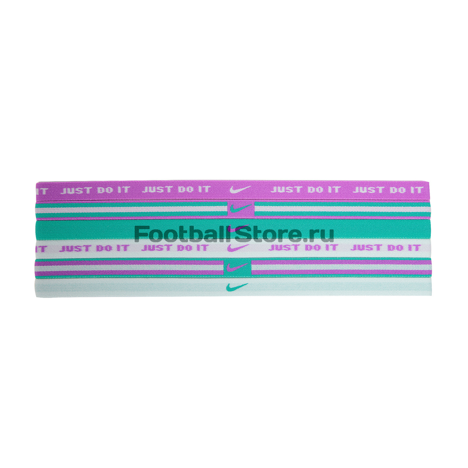 Повязки Nike Повязка на голову Nike Wide Sport Bands Assorted N.JN.13.614.OS