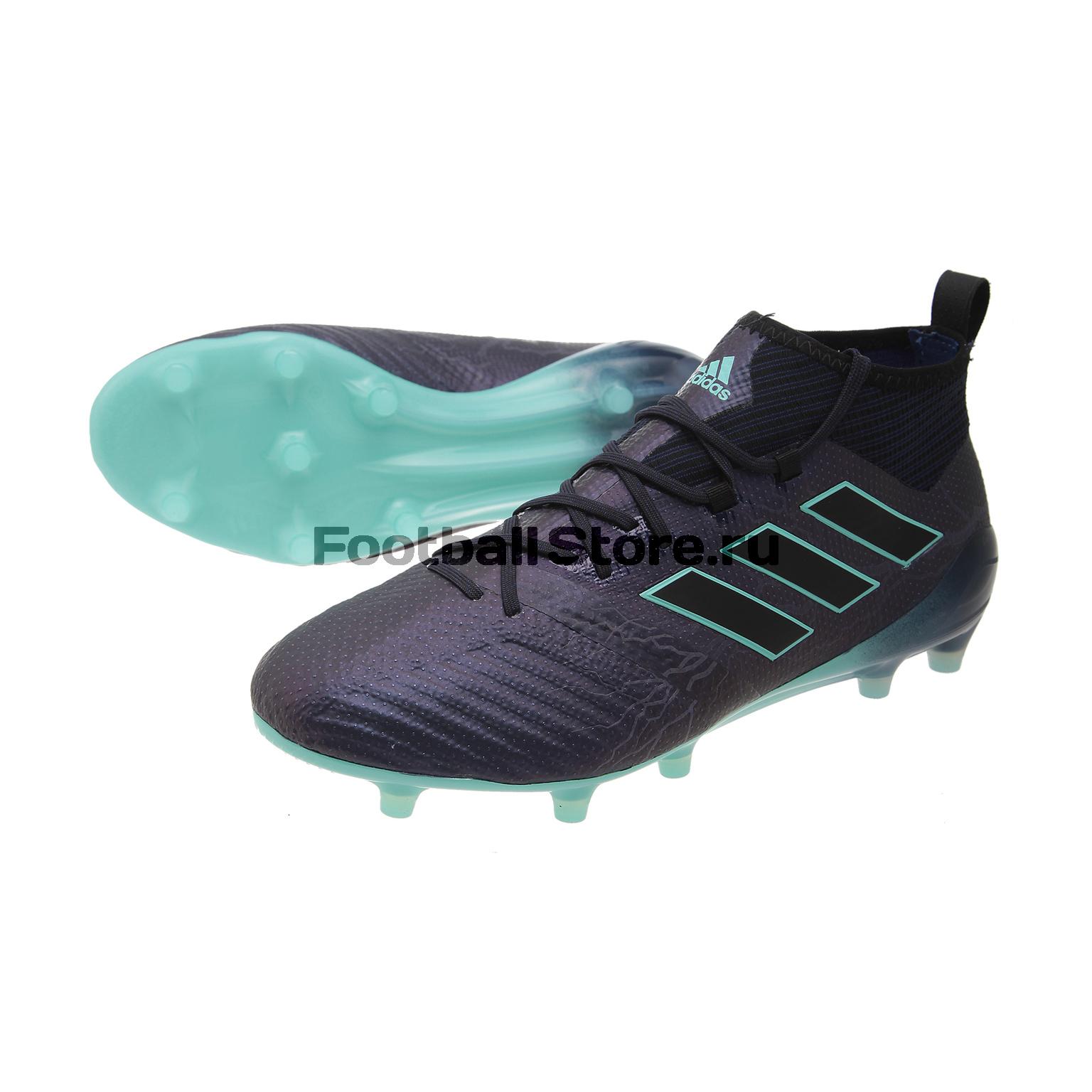 Игровые бутсы Adidas Бутсы Adidas ACE 17.1 FG BY2459 adidas бутсы adidas ace 16 3 fg leather aq4456