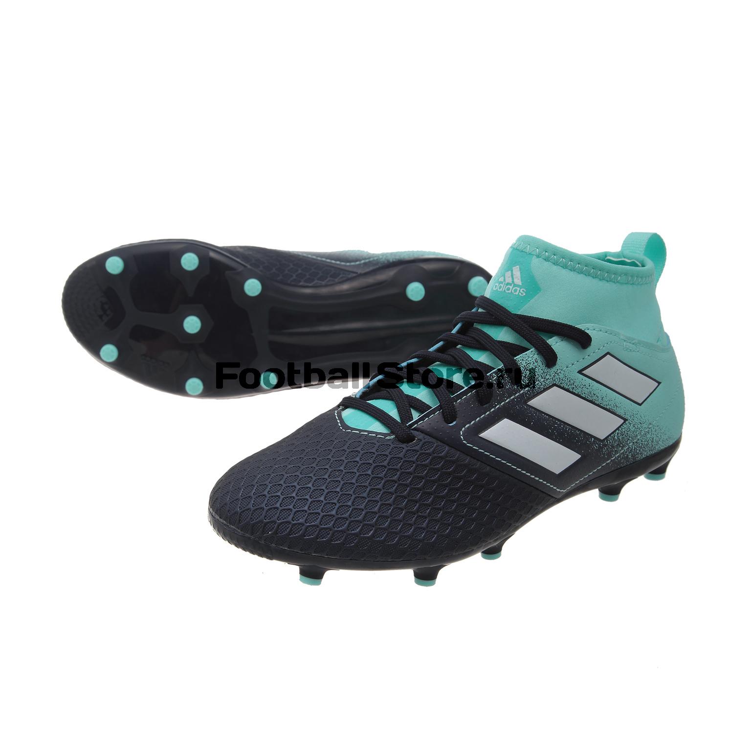 Бутсы Adidas Бутсы Adidas Ace 17.3 FG JR S77068