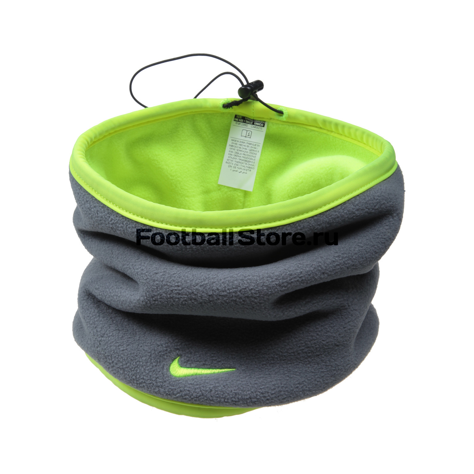 Повязки Nike Повязка на шею Nike Reversible Neck Warmer N.WA.53.072.OS