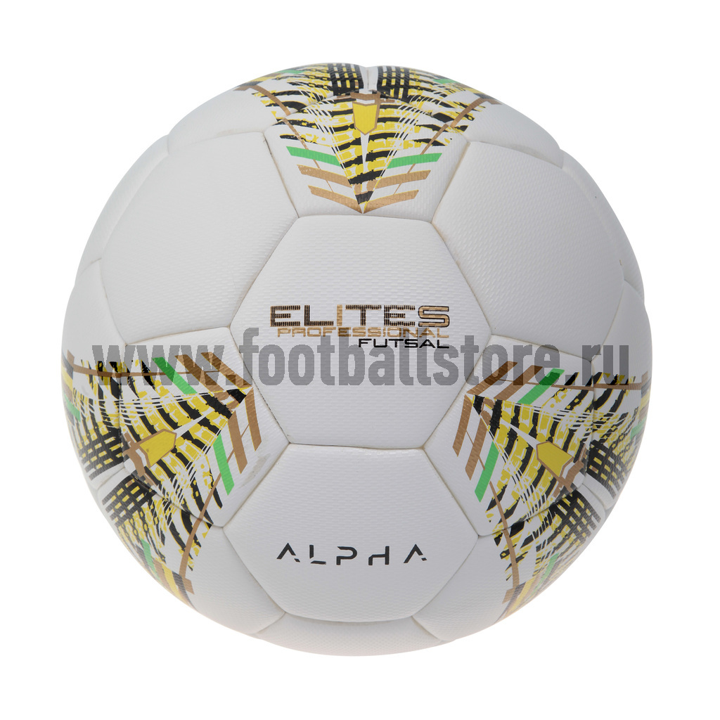 Футзальные Alpha Мяч Alpha Keepers Elite S Pro Futasl 85017 alpha