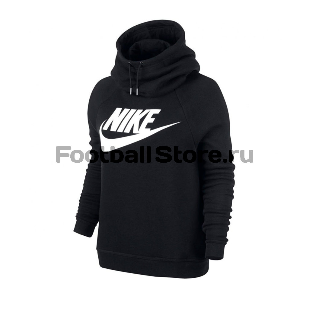 Свитера/Толстовки Nike Толстовка женская Nike Rally Hoodie GX1 850436-010