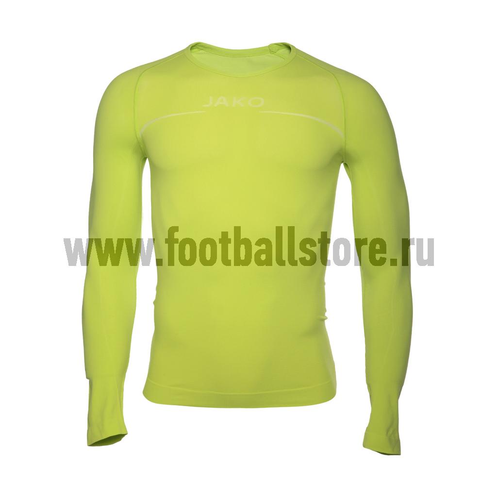 Белье футболка Jako Longsleeve Comfort 6452-23 longsleeve gwinner longsleeve