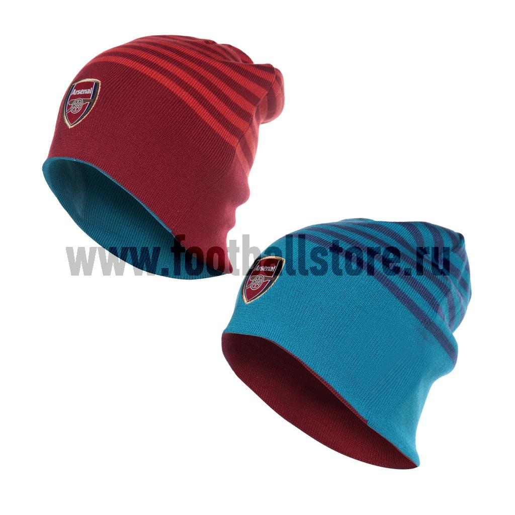 Шапка двухсторонняя Puma Arsenal 02136501 arsenal puma сумка для обуви puma arsenal camo fan 07492401