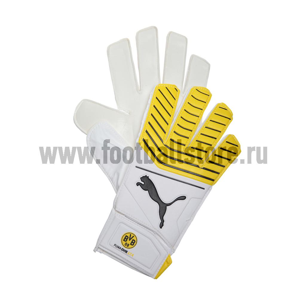 Перчатки Puma Borussia Grip 17.4 Cyber 04134101 1 fc nürnberg borussia mönchengladbach