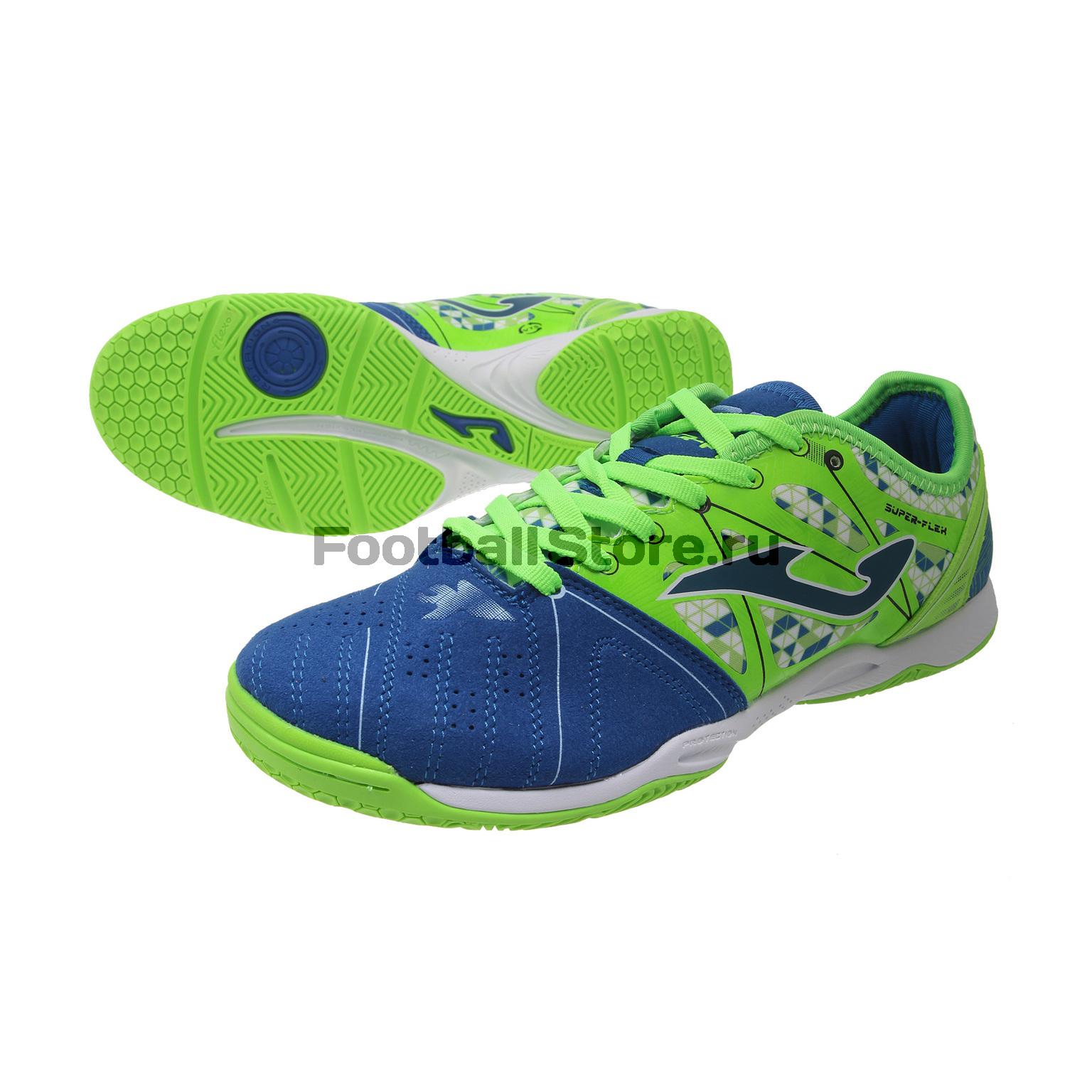 Обувь для зала Joma Super Flex FLEXW.711.IN белье joma термобелье шорты joma 933 106