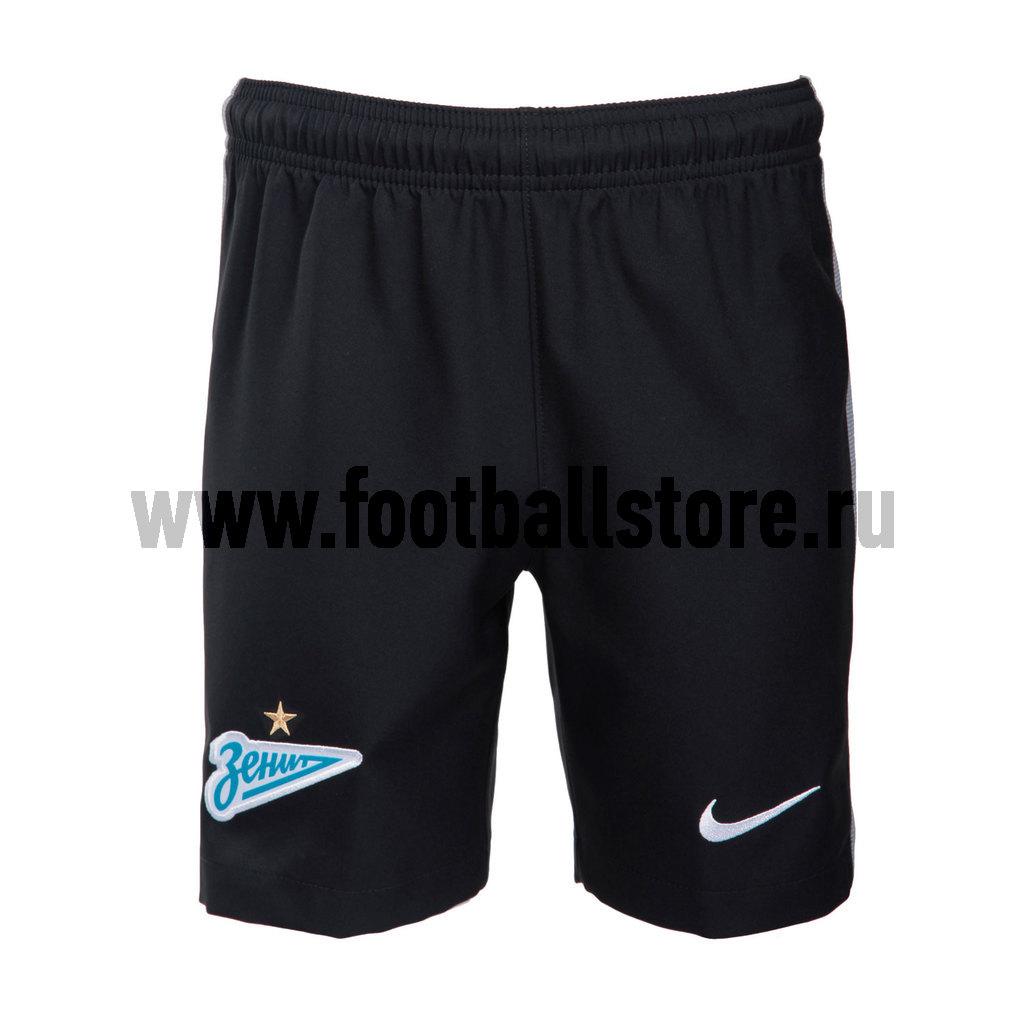 шорты детские Клубная продукция Nike Детские вратарские шорты Nike Zenit 808595-010