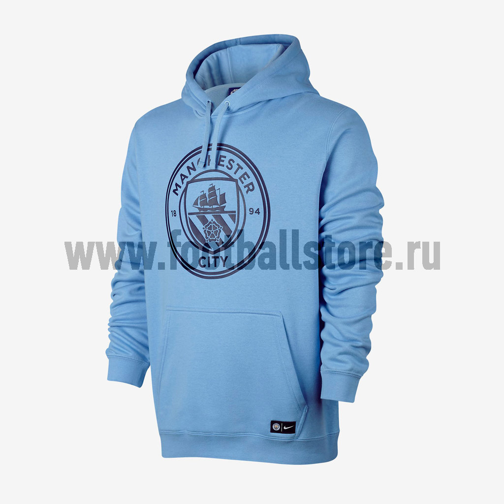 Manchester City Nike Толстовка Nike Manchester City Hoodie 886773-488