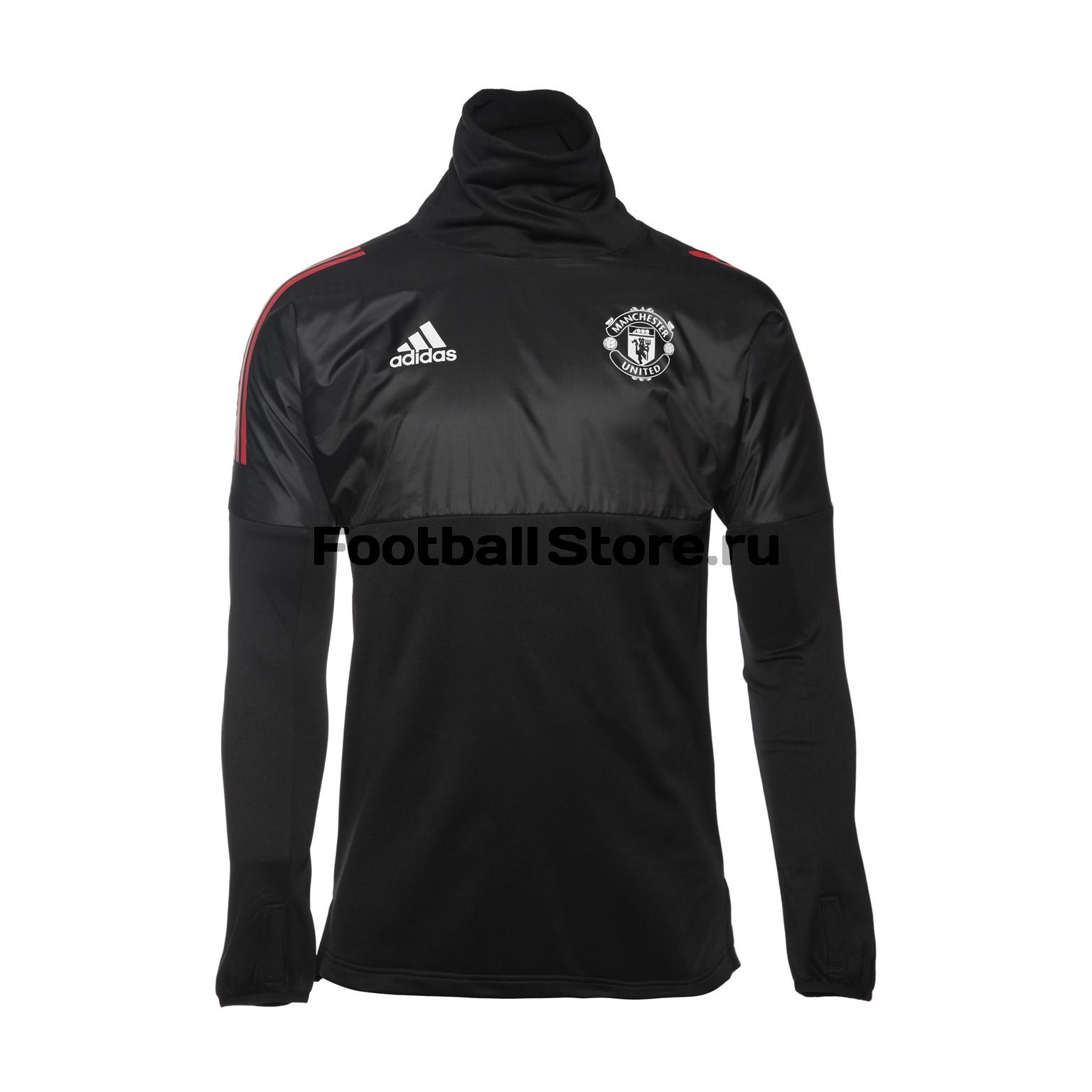 Свитер Adidas Manchester United Hybrid BS4331 рюкзак adidas manchester united cy5581