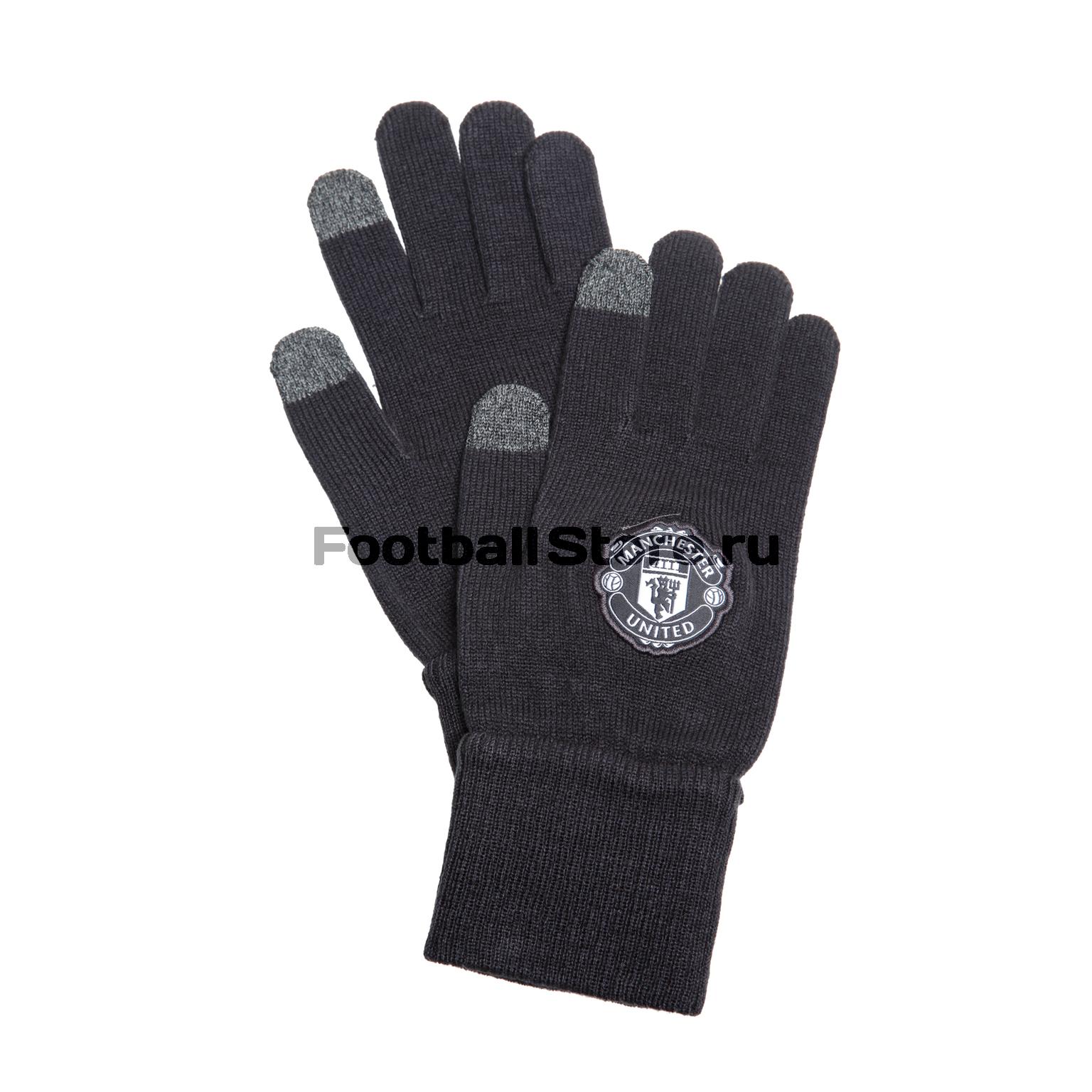 Перчатки тренировочные Adidas Manchester United BR7027 рюкзак adidas manchester united cy5581