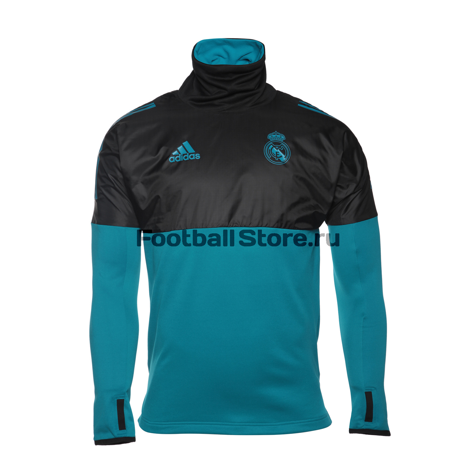 Real Madrid Adidas Свитер Adidas Real Madrid EUHybrid Top BQ7851 real madrid adidas свитер adidas real madrid euhybrid top bq7851
