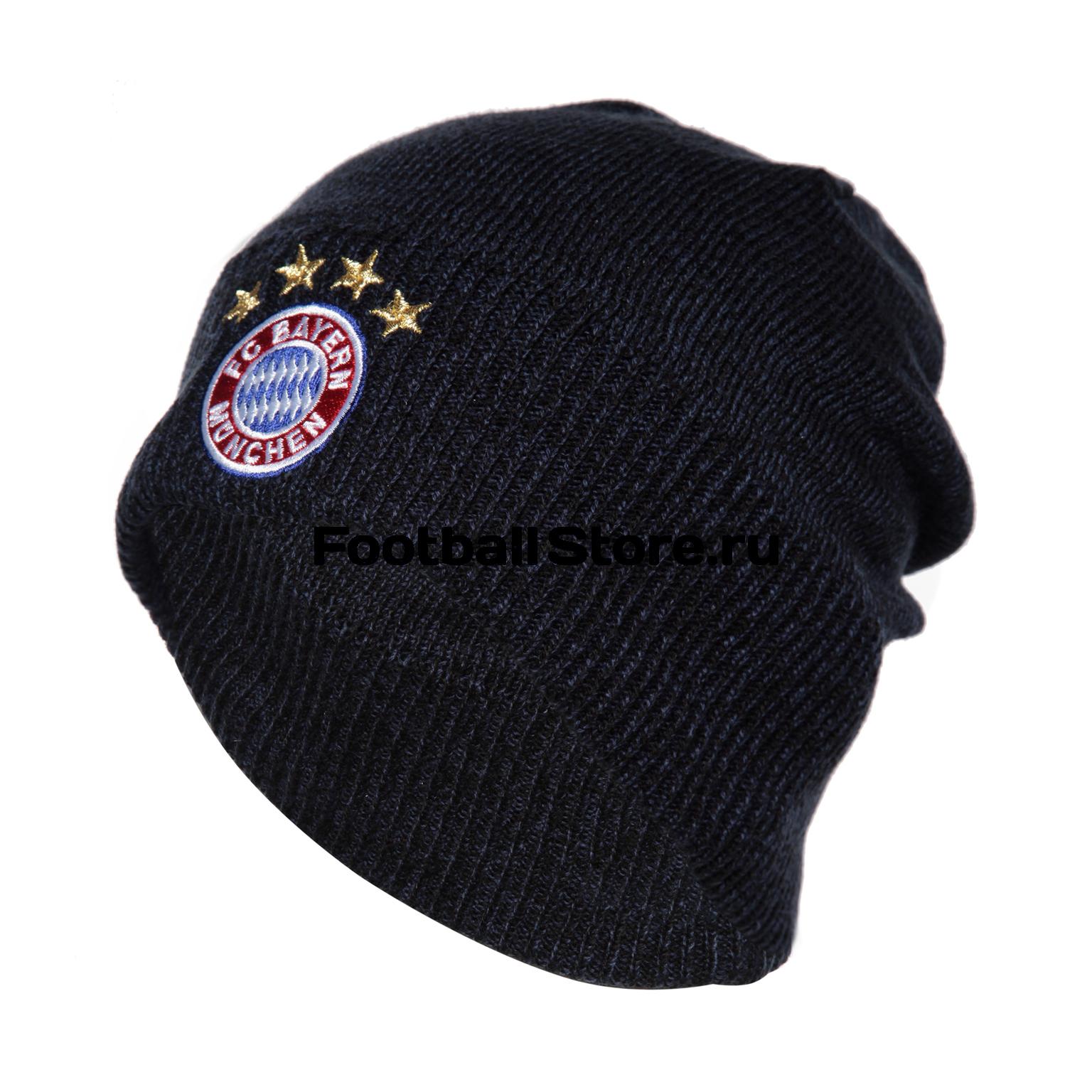 Bayern Adidas Шапка Adidas Bayern Beanie BR7067 шапка спортивная adidas fm beanie m30735