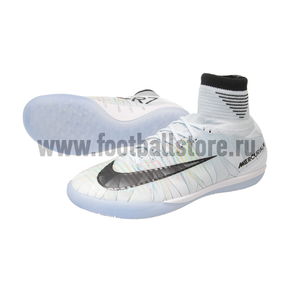 Обувь для зала Nike JR MercurialX Proximo 2 CR7 IC 852499-401 бутсы nike бутсы jr mercurialx vapor xi ic