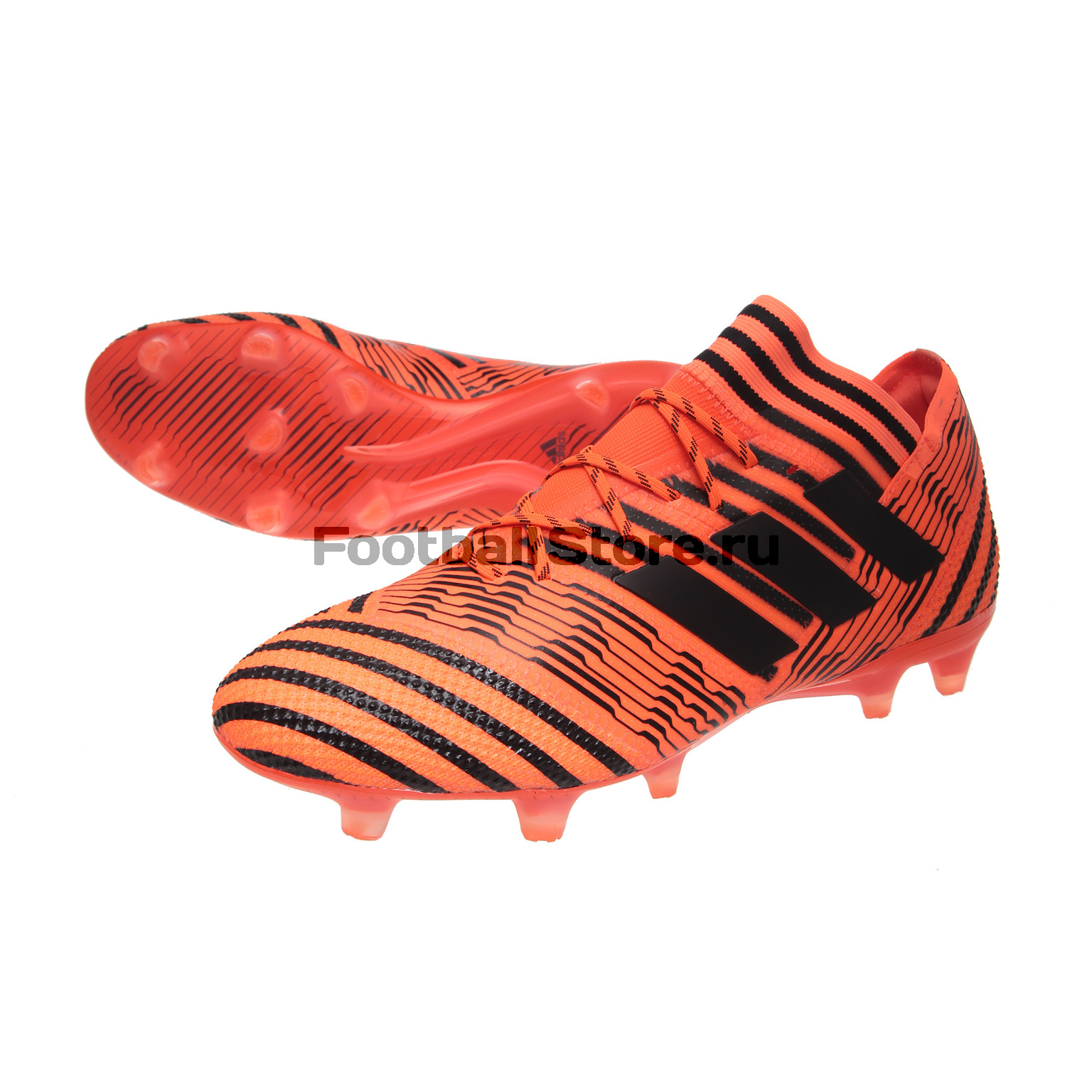 Игровые бутсы Adidas Бутсы Adidas Nemeziz 17.1 FG BB6079 adidas denim superskin