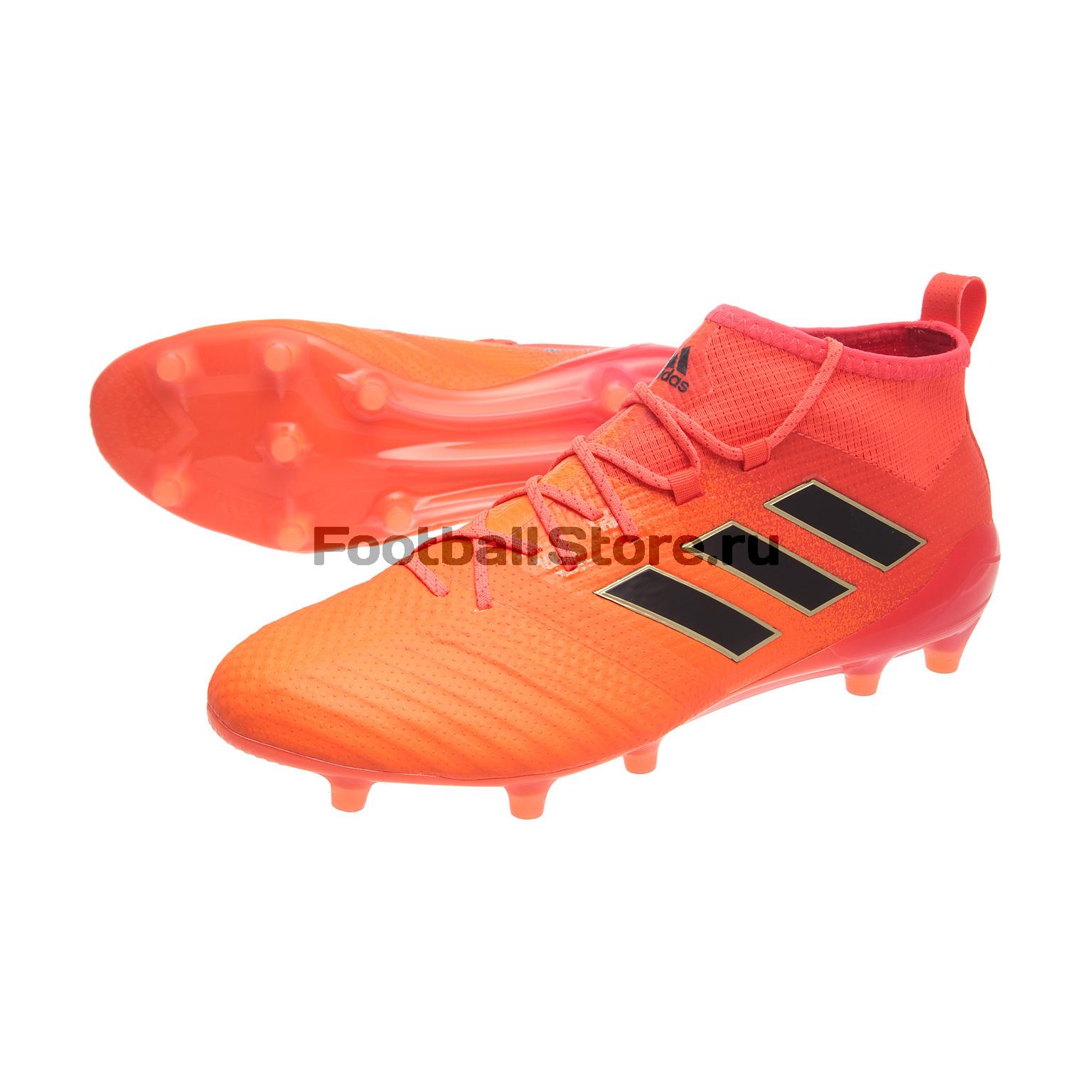 Игровые бутсы Adidas Бутсы Adidas Ace 17.1 FG S77036
