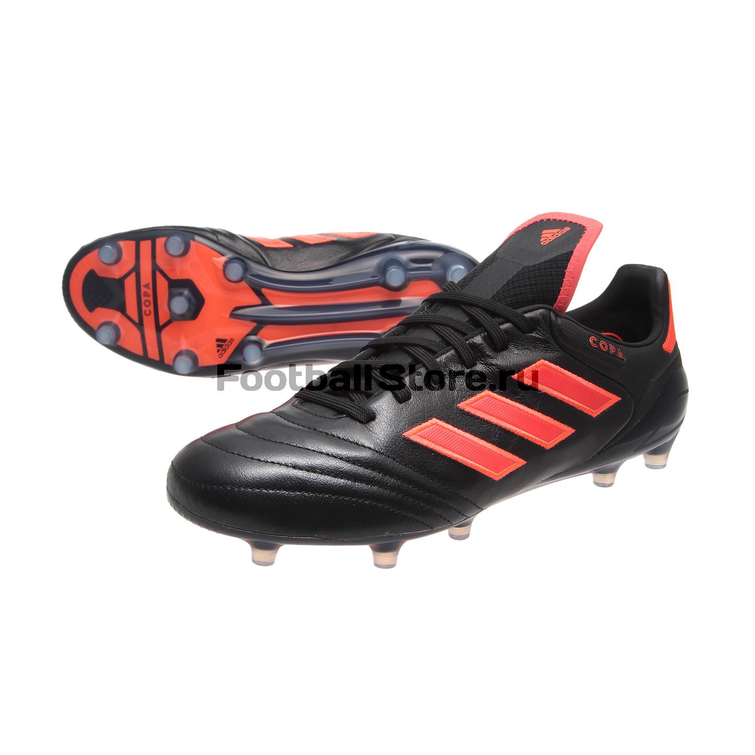 Бутсы Adidas Copa 17.1 FG S77128 бутсы adidas x 17 1 fg bb6353