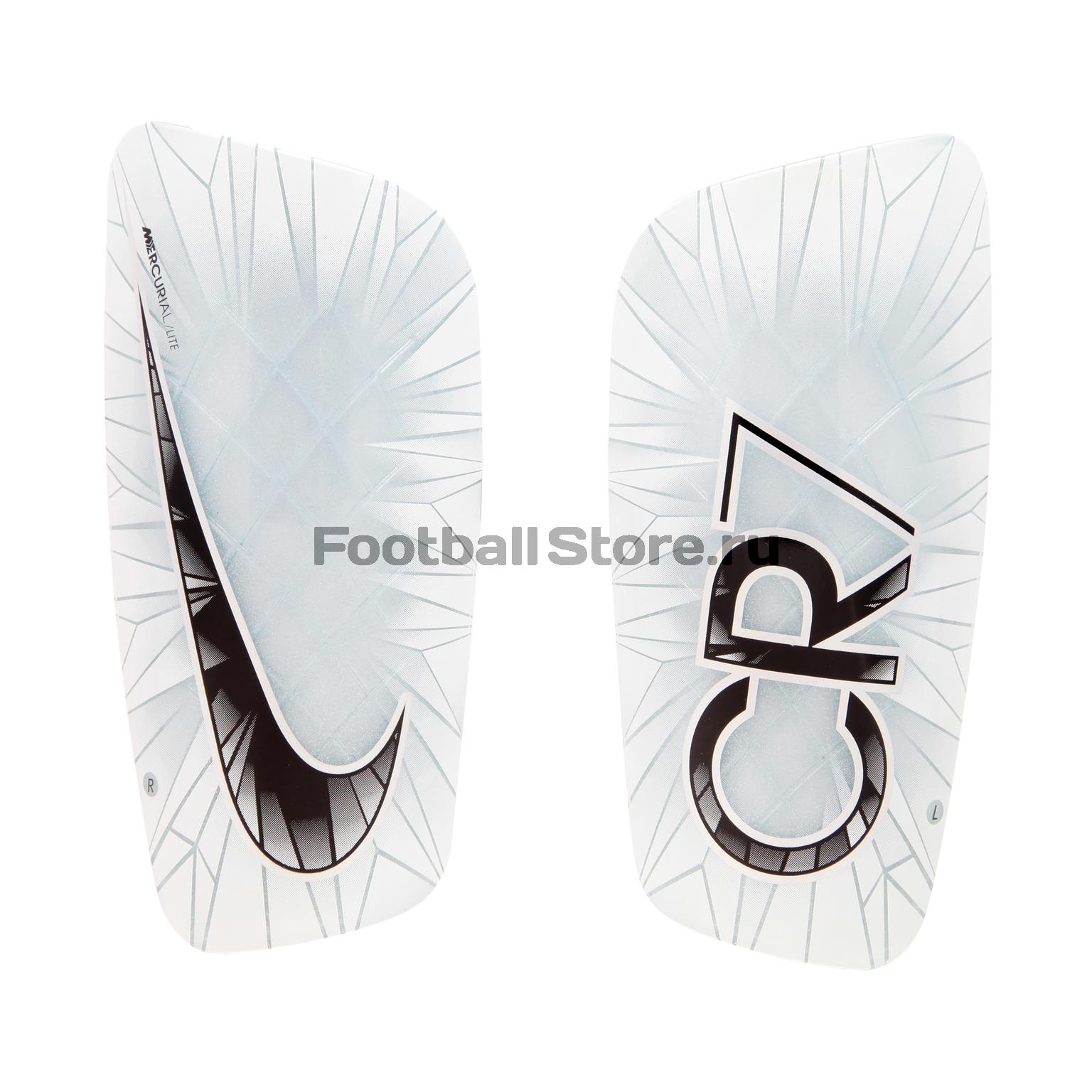 Защита ног Nike Щитки Nike CR7 Mercurial SP2114-100