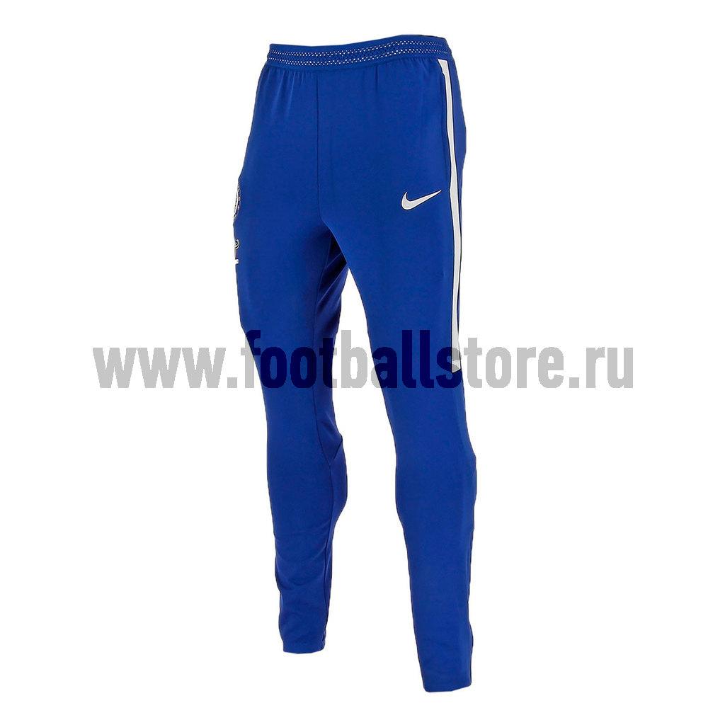 Брюки Nike Chelsea M NK Dry Strike 905427-451 топ nike топ w nk dry tank premier slam