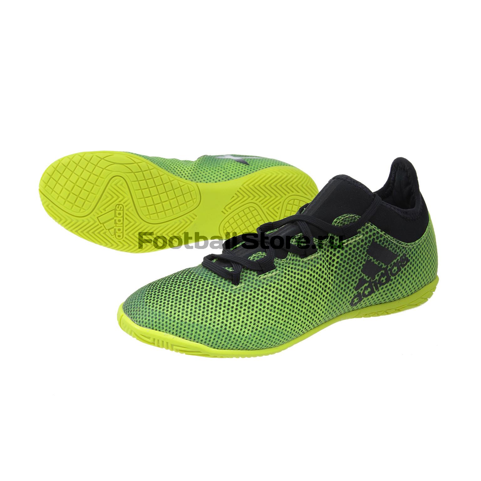 Обувь для зала Adidas X Tango 17.3 IN JR CG3723 обувь для зала adidas ace tango 18 3 in jr cp9075