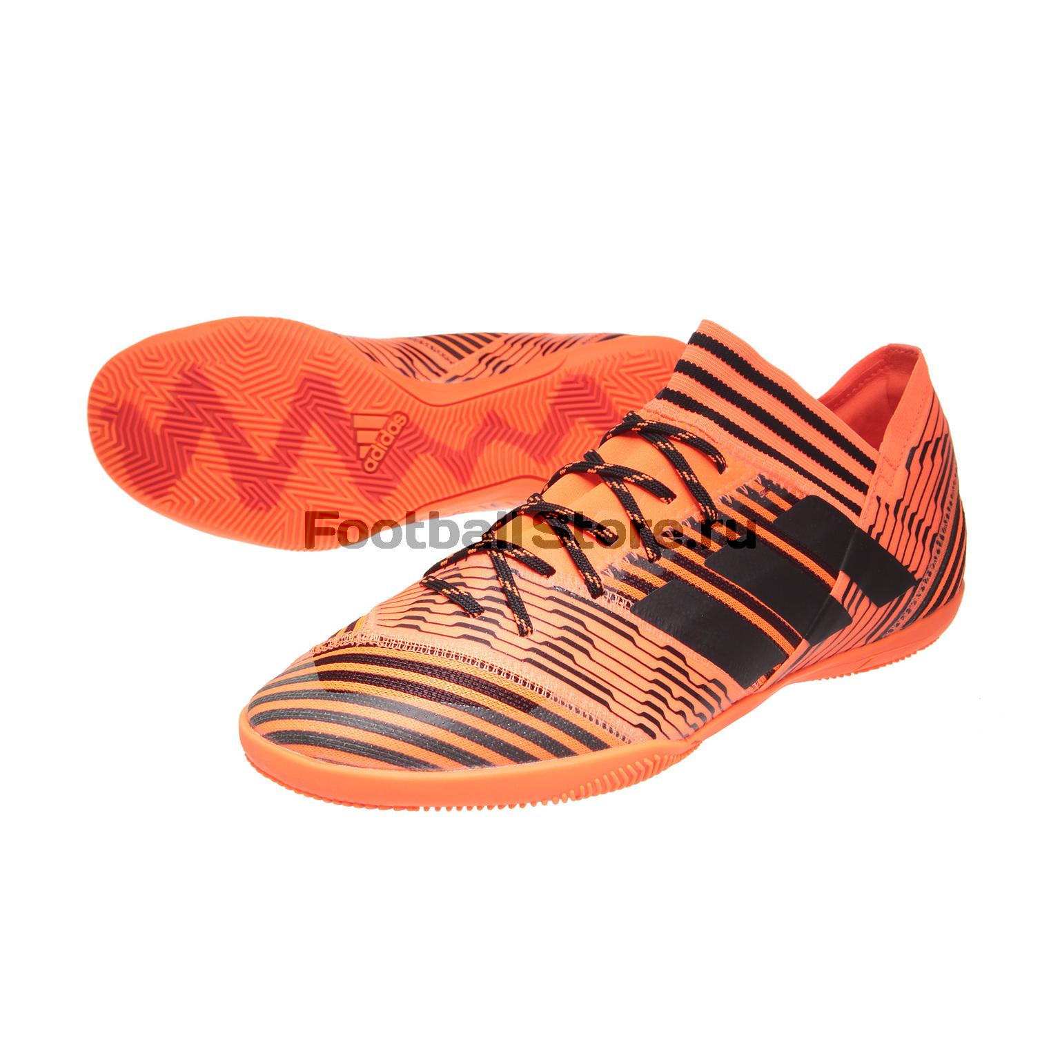 Обувь для зала Adidas Nemeziz Tango 17.3 IN BY2815 обувь для зала adidas nemeziz tango 17 3 in jr cp9182
