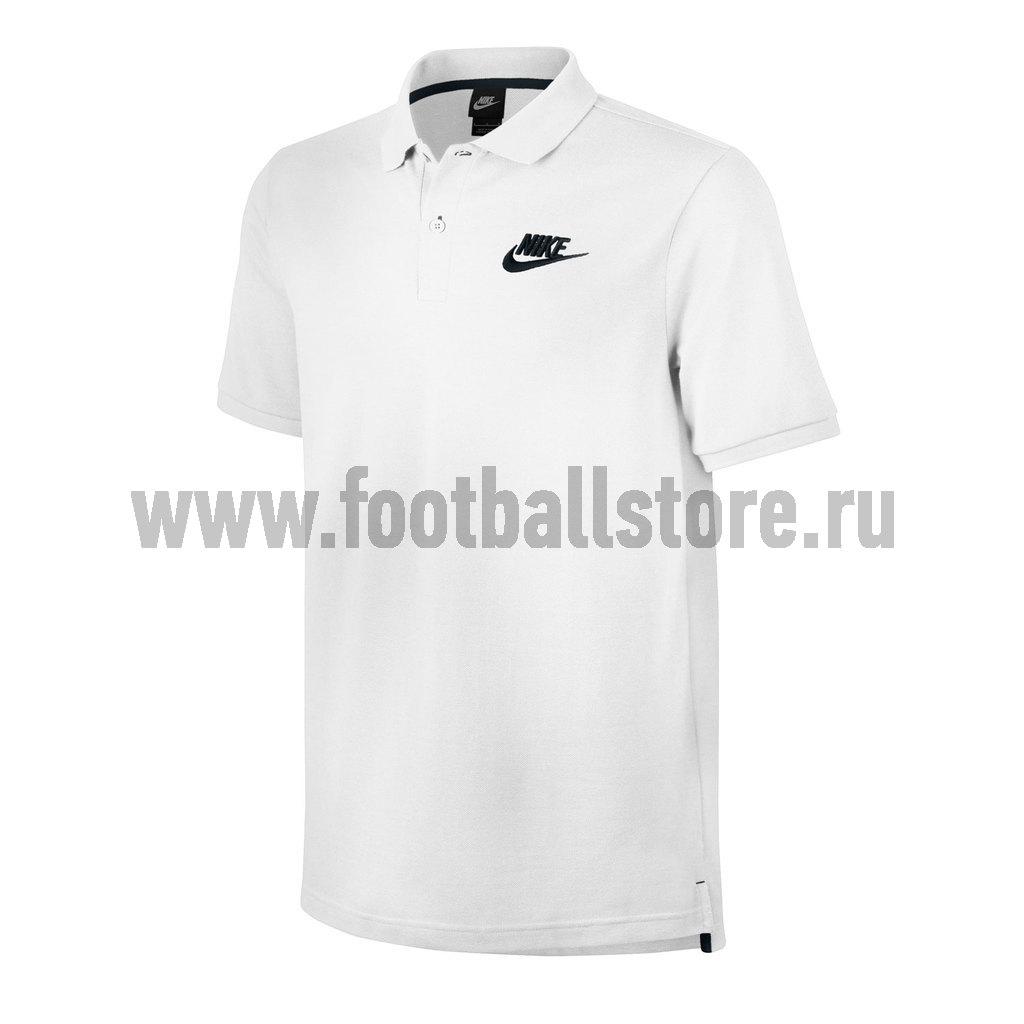 Поло Nike Поло Nike M NSW Polo PQ MatchP 829360-100 поло nike цвет голубой размер m