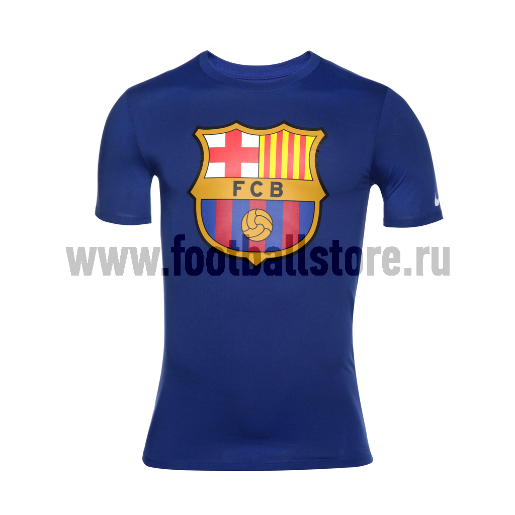 Футболка Nike Barcelona Tee 898621-455 футболка nike футболка b nsw tee let there be air page 4