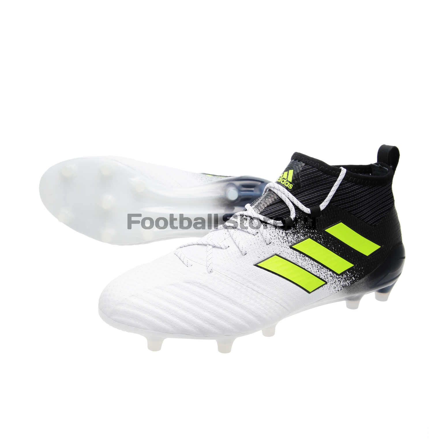 Игровые бутсы Adidas Бутсы Adidas ACE 17.1 FG S77035 цена